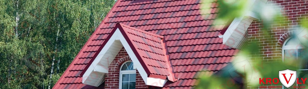 Крыша из металлочерепицы Pruszynski