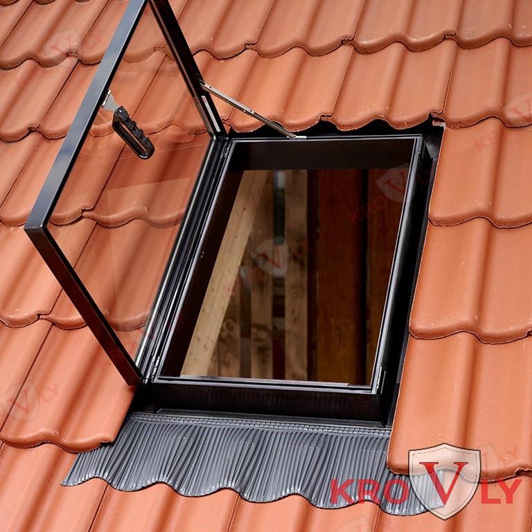 Окно на крышу