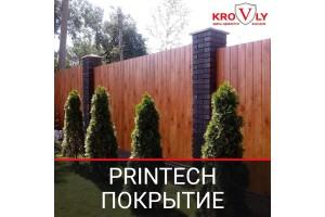 Printech — новый вид покрытия для металлочерепицы