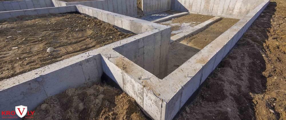 марка бетона для фундамента дома из газобетона