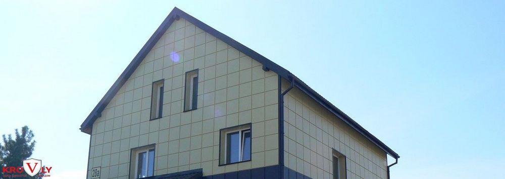 Кассеты на фасадах