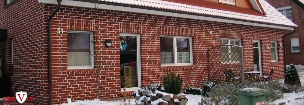 Клинкерная плитка фасад