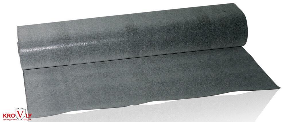 Подкладочный ковер для битумной черепицы